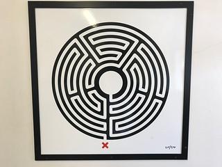 Woodside Park labyrinth 215/270