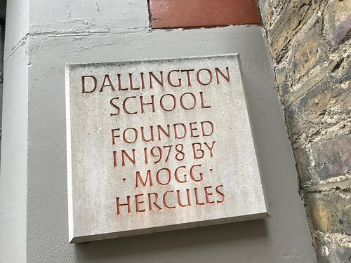 Dallington School founded by Mogg Hercules