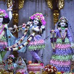 ISKCON Bangalore Deity Darshan 17 Aug 2019