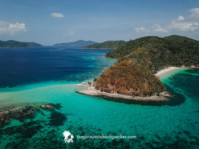 SAN VICENTE PALAWAN ITINERARY: ISLAND HOPPING