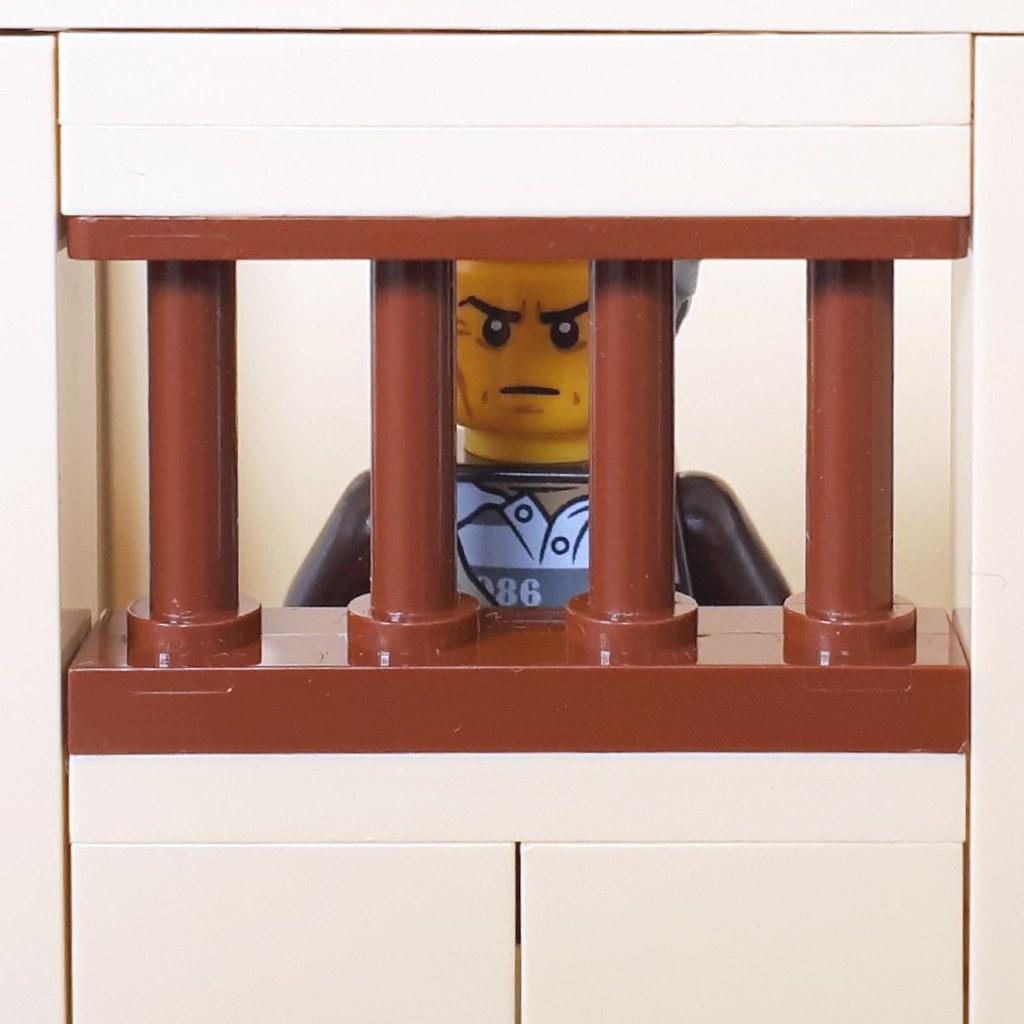 Abbé François in Prison