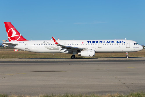 Turkish Airlines A321-231 TC-JTR | by wapo84