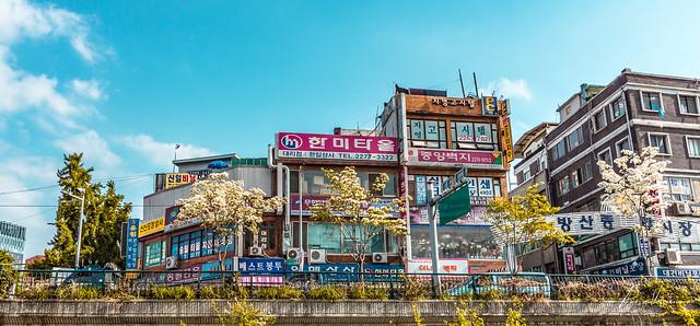 Seoul colors