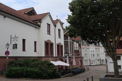 Zeitlos Restaurant in Idstein (von außen)