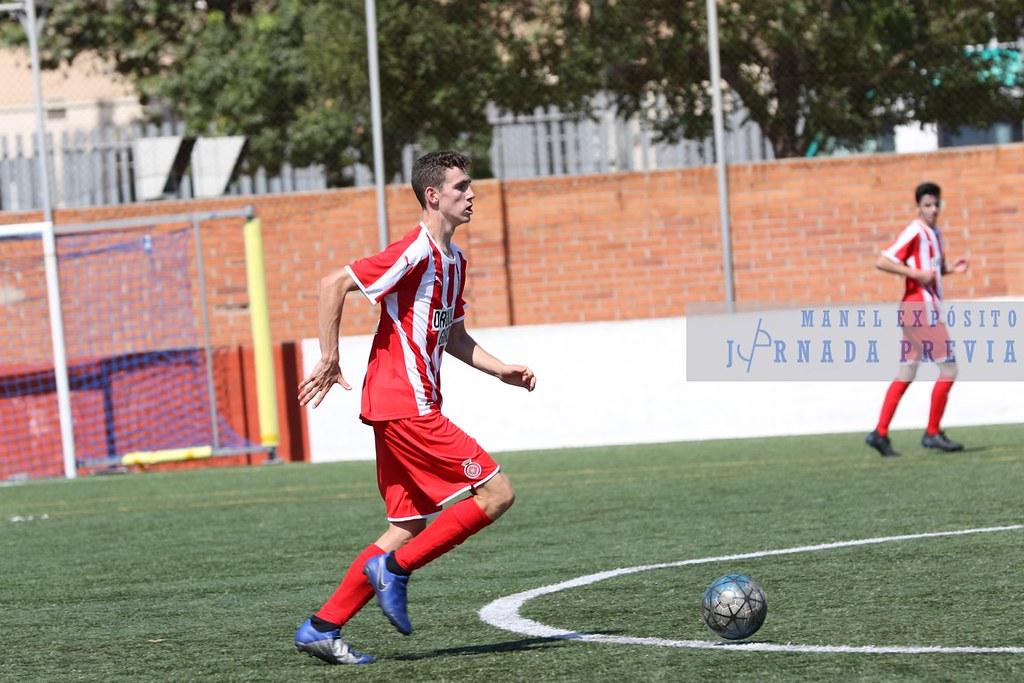 Cad A St Gabriel - Girona FC