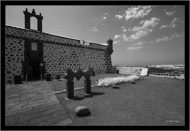 Lanzarote, Castillo de San José