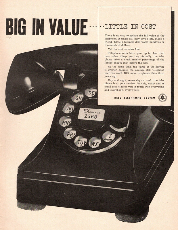 Bell Telephone System 1949