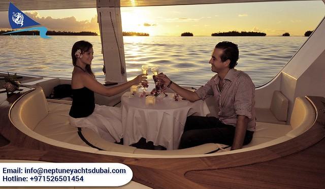 Private Luxury Yacht Charters Dubai