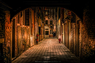 Venetian Back Streets