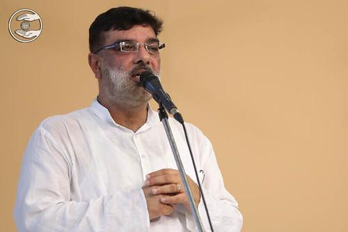 Vivek Mauji, Coordinator Prachar Vibhag