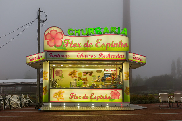 Food in the Fog