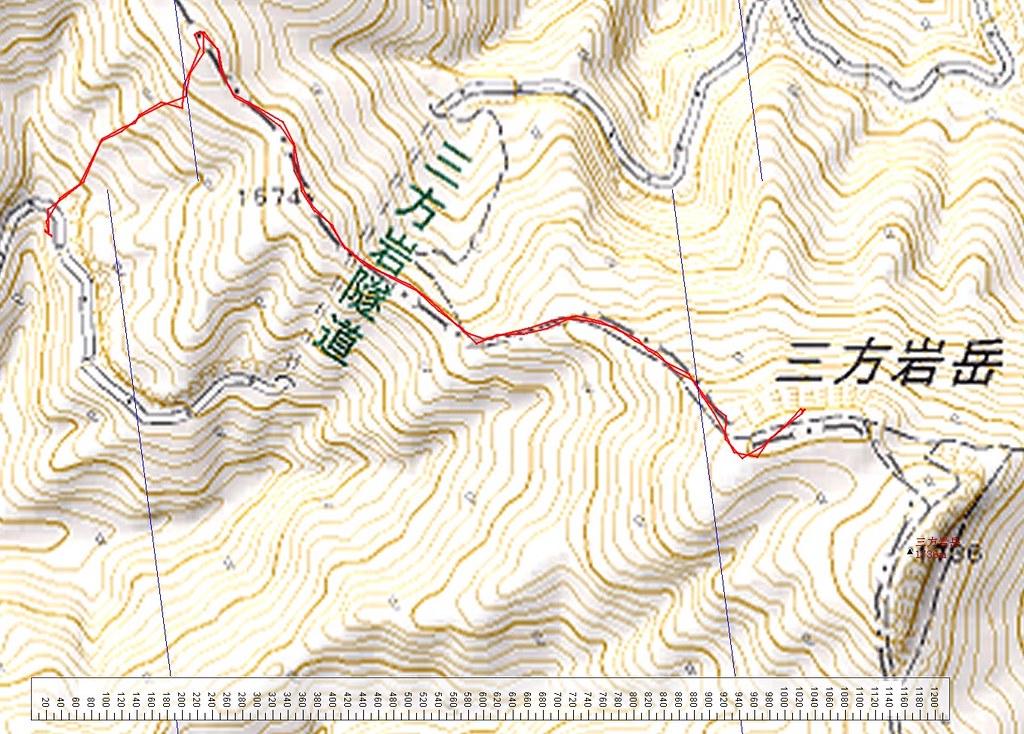 SANPOUIWADAKE Map and DATA