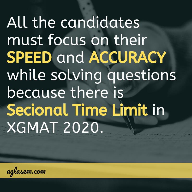 XGMT 2020 admit card