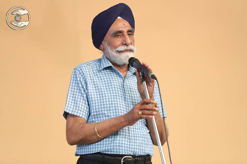 BM Sethi, EC Member, Delhi