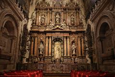 Altar de la Virgen de la Antigua in Seville Cathedral