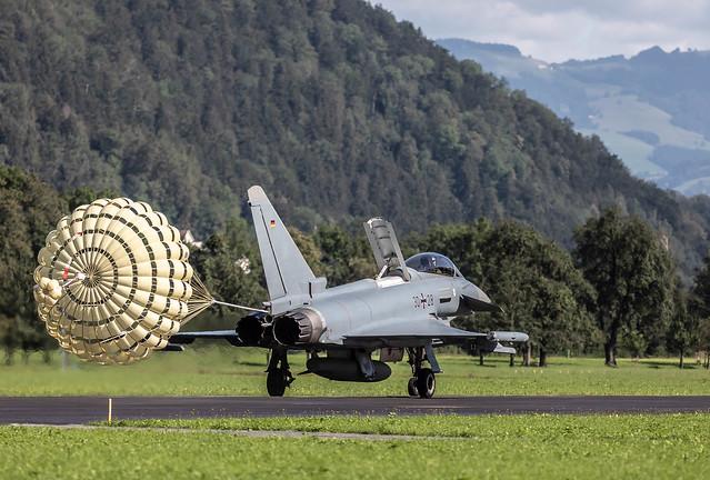 LSMF: Zigermeet2019  - GermanAirForce - Eurofighter Typhoon EF2000  30+78