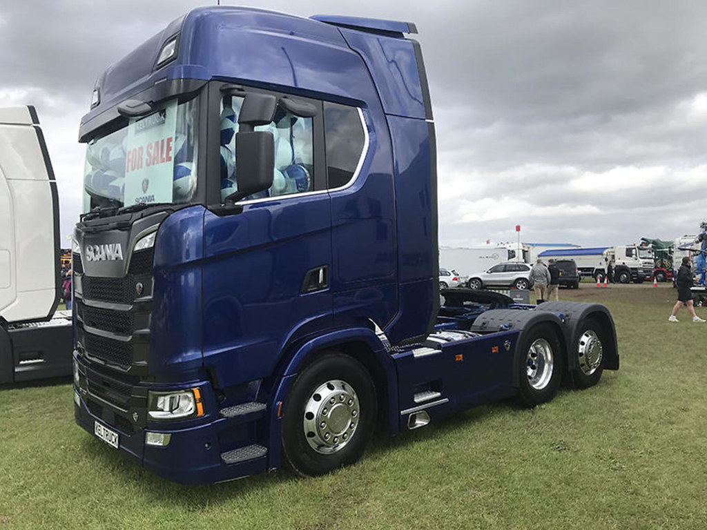 Keltruck Scania at Convoy in the Park 2019