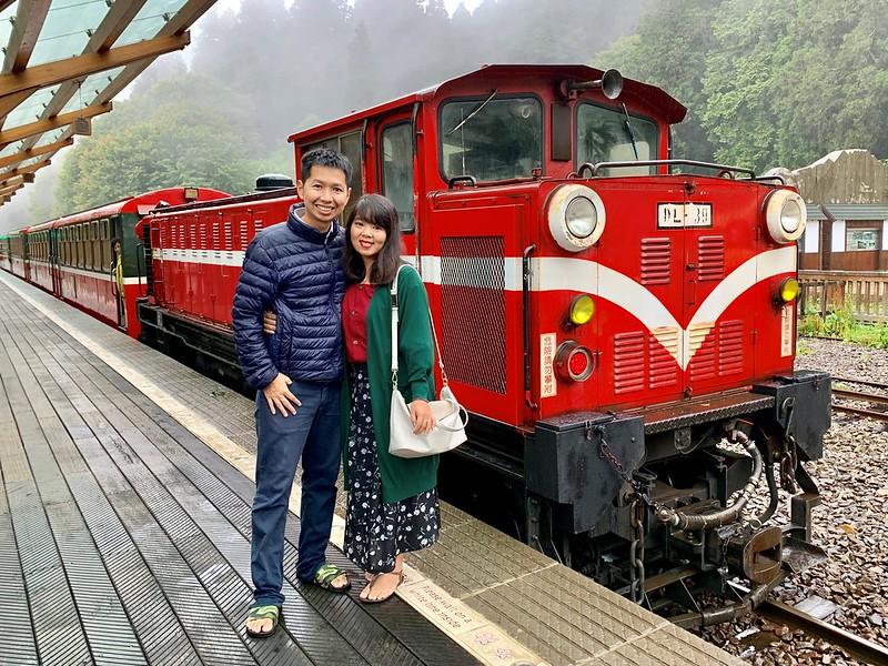 2019 Taiwan Alishan Forest Railway 01