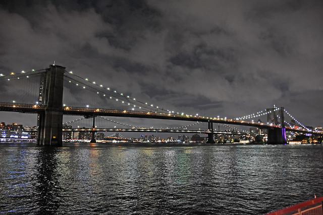 South Street Seaport View/Brooklyn Bridge