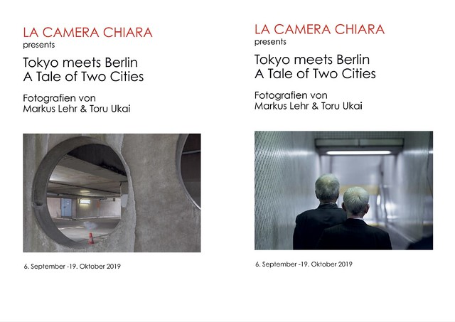 Tokyo Meets Berlin - A Tale of Two Cities