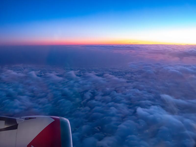 Vol du soir au dessus de la Sardaigne... 48558328476_809de5b318_c