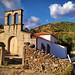 Igreja da aldeia do Colmeal