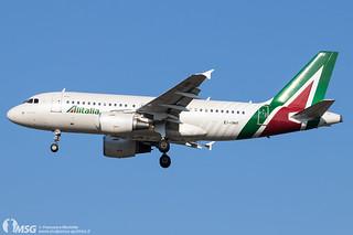 A319 Alitalia 15-08-2019