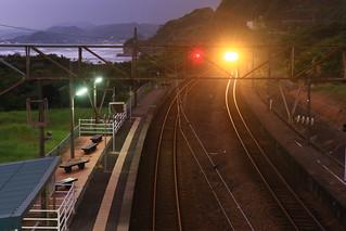 薩摩高城駅