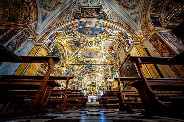 Madonna del Sasso, Locarno - Switzerland