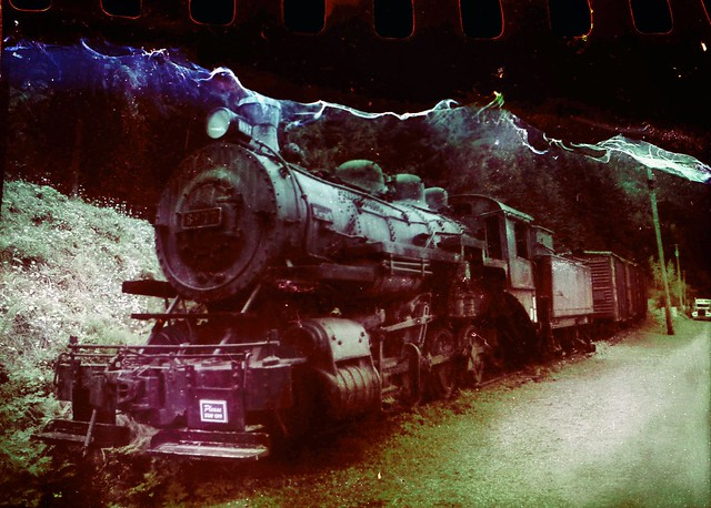 The Ghost Train Phantom