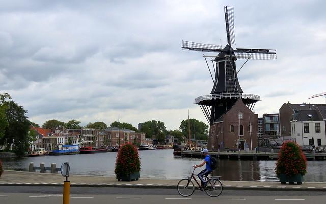 Molen Adriaan in Haarlem