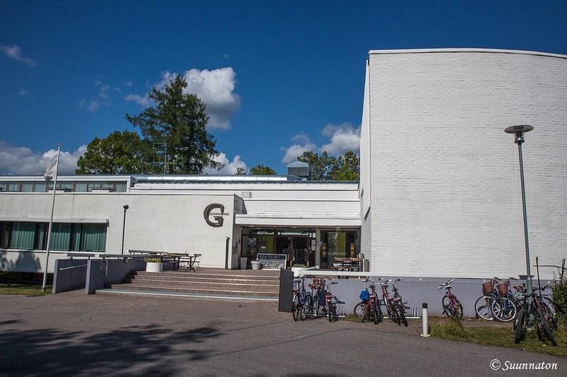 Tuusulanjärvi_Gustavelund julkisivu