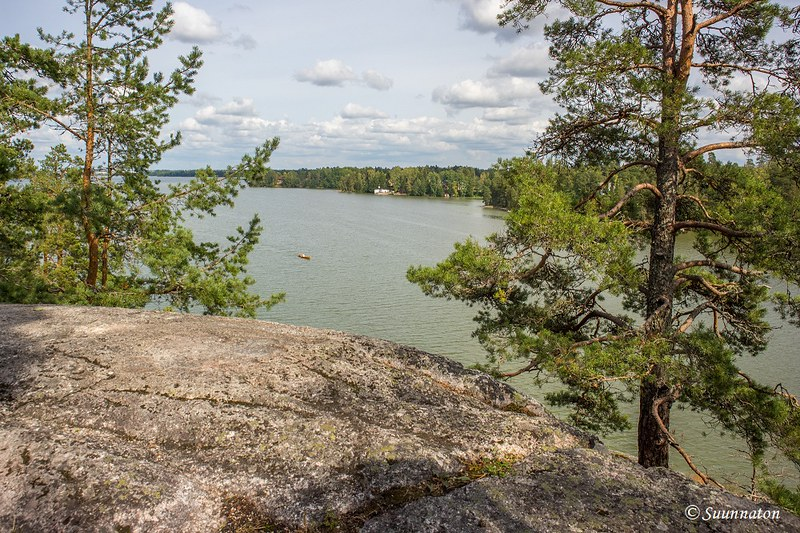 Tuusulanjärvi, Sarvikallio 2