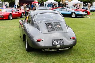 Porsche 356 SC 'Outlaw' 1964