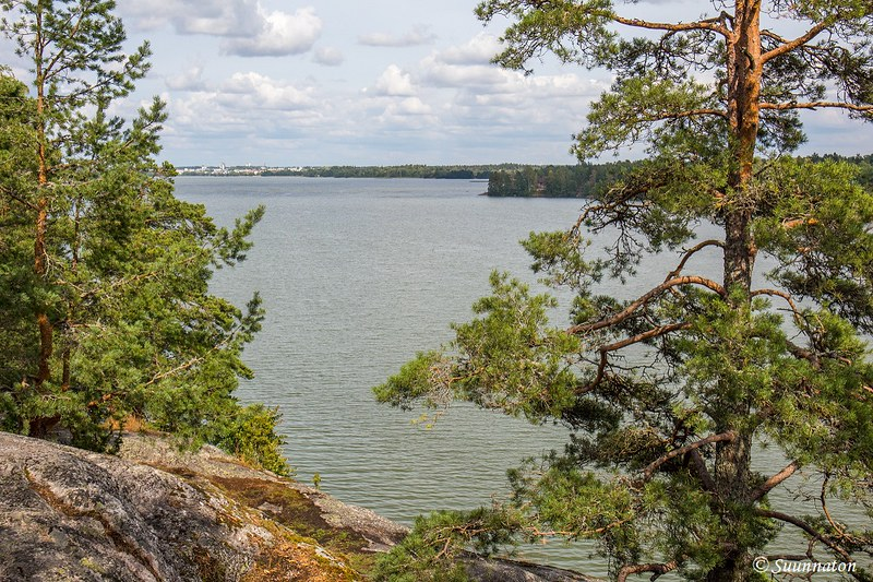 Tuusulanjärvi, Järvenpää