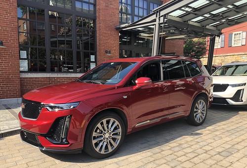 2020 Cadillac XT6: Driving Ambitions Photo
