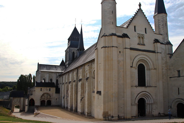 Abbaye royale de Fontevraud- 49