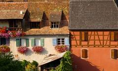 Hunawihr (Bas-Rhin, Alsace, Fr) – Couleurs d'Alsace