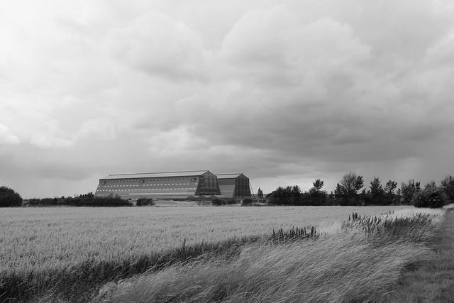 Airship Hangars, Cardington