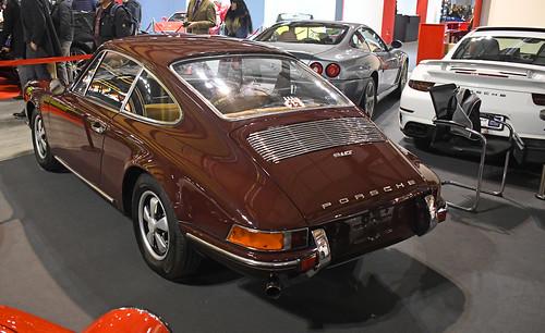 Porsche 911 T 2.2 coupé
