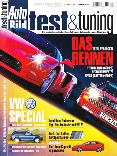 Auto Bild Test & Tuning 2/2005