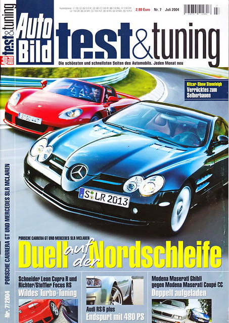 Auto Bild Test & Tuning 7/2004
