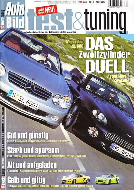 Auto Bild Test & Tuning 3/2003