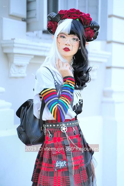 170819 (Sat) 2019 34th Harajuku Fashion Walk, Clark Quay,  Singapore