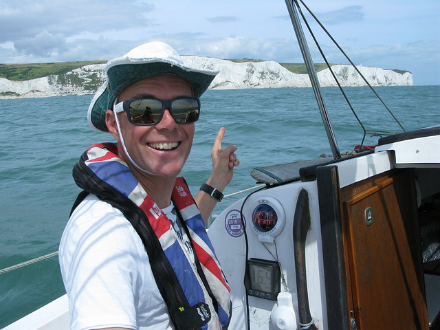 277. Across the Channel - us out safely