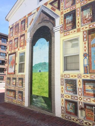 mural Ithaca NY