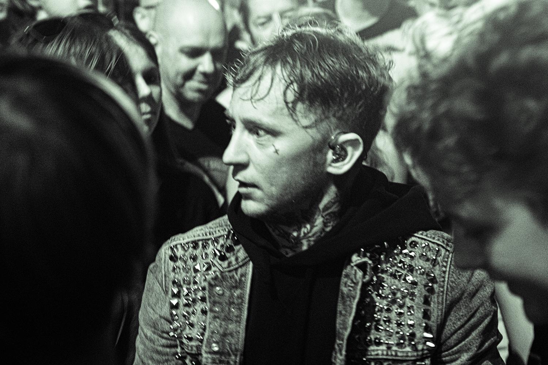 Frank Carter & The Rattlesnakes @ Pukkelpop 2019 (© Joren Van Utterbeeck)