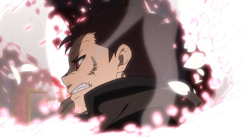Fire Force Enen No Shouboutai The Spark Of Promise Episode 6 Shinra