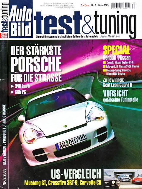 Auto Bild Test & Tuning 3/2005