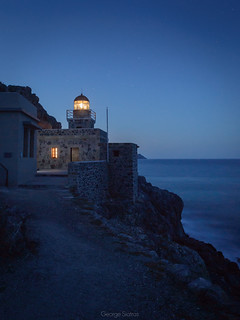 Monemvasia lighthouse
